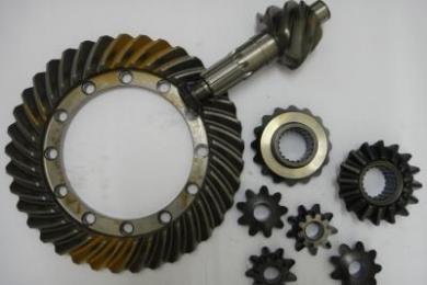 Componentes Diferencial Engesa 1124