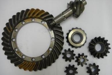 Componentes diferencial Muller TM12/TM14/TM16/TM17/TS22