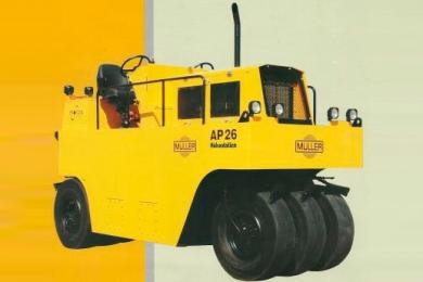 AP26/30 - Compactador de Pneus