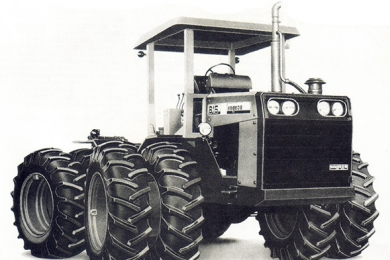 Trator Engesa 815